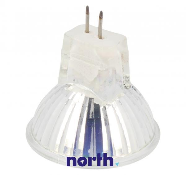 Żarówka halogenowa GU4 20W Osram decostar 35 z reflektorem (Ciepły biały),2