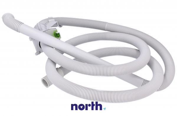 Rura   Wąż odpływowy 2.65m do pralki Bosch 00701710,1