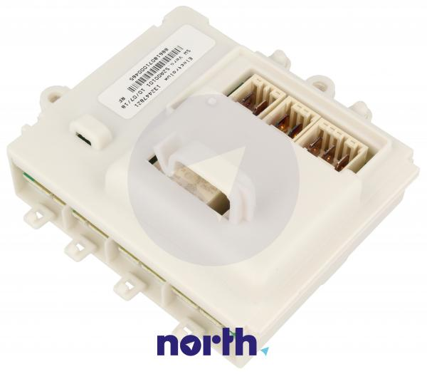 Moduł elektroniczny skonfigurowany do pralki Electrolux 1324478203,1