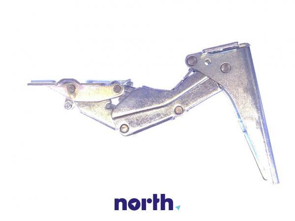 Zawias drzwi (górny prawy / dolny lewy) do lodówki Siemens 00483621 Hettich,1