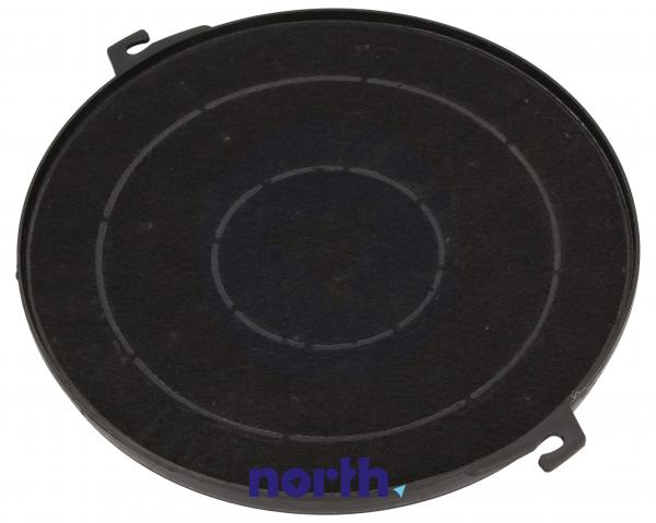 Filtr węglowy aktywny w obudowie (okrągły) do okapu 49018368,1