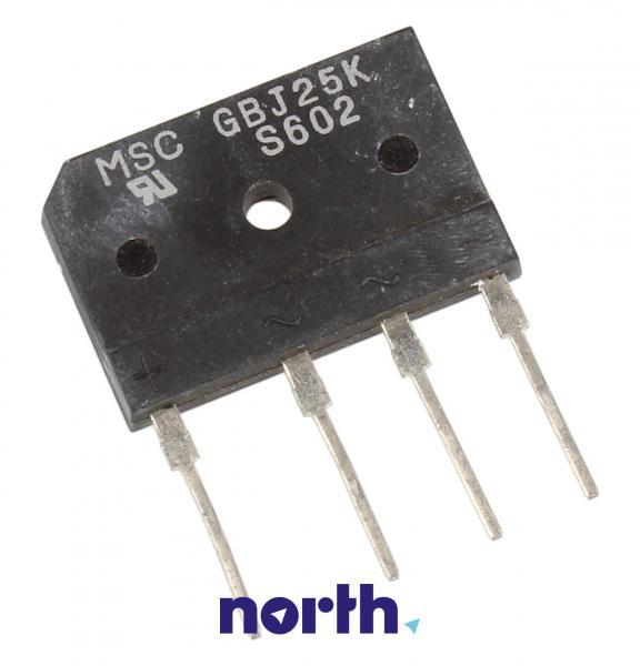 D25XB80 Mostek prostowniczy 800V 25A,0