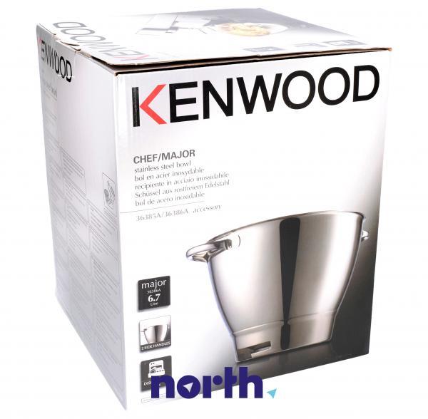 Pojemnik | Misa Major 36386A do robota kuchennego Kenwood AW36386A01,3