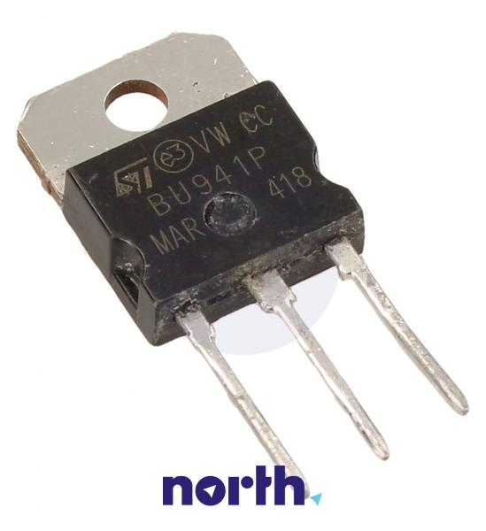 BU941P Tranzystor SOT-93 (npn) 400V 15A 2MHz,0