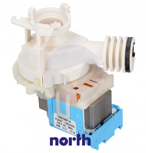 Pompa odpływowa do zmywarki Indesit C00090537,0