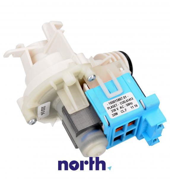 Pompa odpływowa do zmywarki Indesit C00090537,3