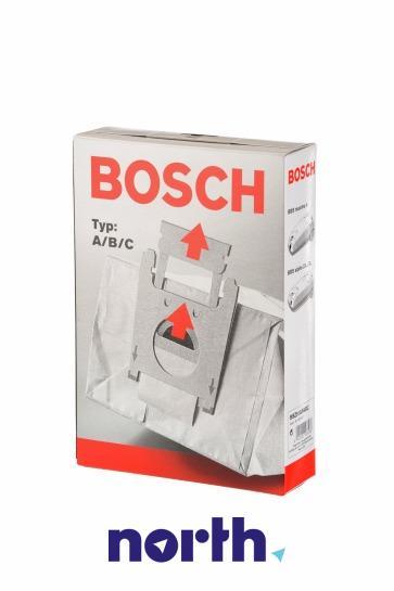 Worek do odkurzacza BBZ51AFABC Bosch 5szt. (+mikrofiltr) 00461410,2