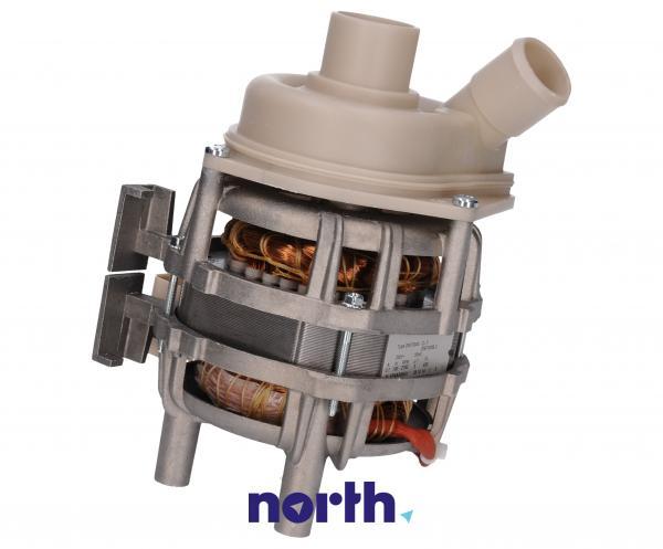 Pompa myjąca (obiegowa) z turbiną do zmywarki,1
