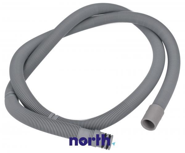 Rura | Wąż odpływowy 1.8m do zmywarki Indesit 482000022012,0