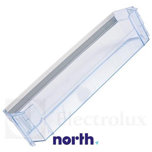 Balkonik   Półka na butelki na drzwi chłodziarki (dolna) do lodówki 2651049021,2
