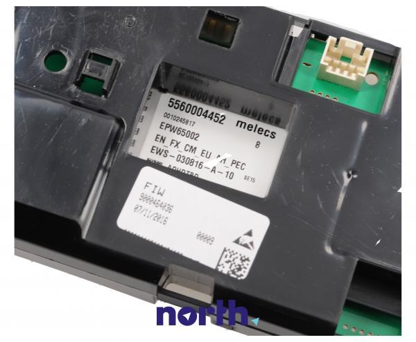 Moduł elektroniczny skonfigurowany do pralki Bosch 00678529,2