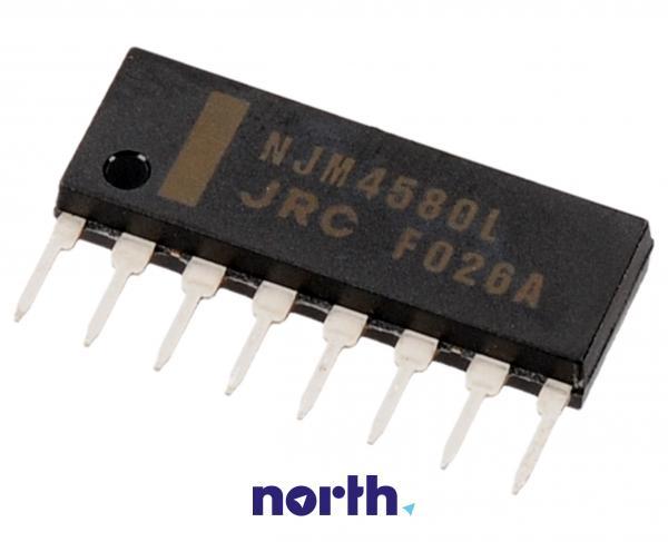 NJM4580L Układ scalony,0