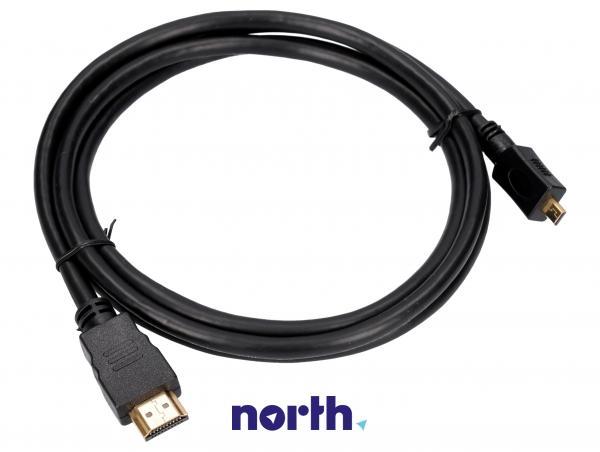 Kabel HDMI - HDMI mini 1.5m (wtyk/ mini wtyk),0