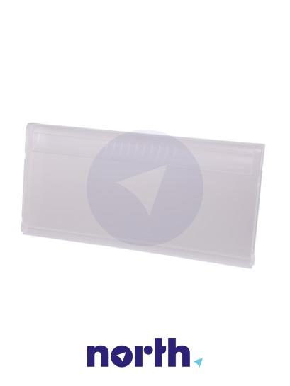 Pokrywa   Front szuflady zamrażarki do lodówki 00685404,0