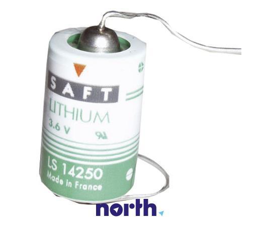 14250 | CR14250 | LS14250 Bateria 1/2AA 3.6V 1.2Ah Saft (1szt.),0