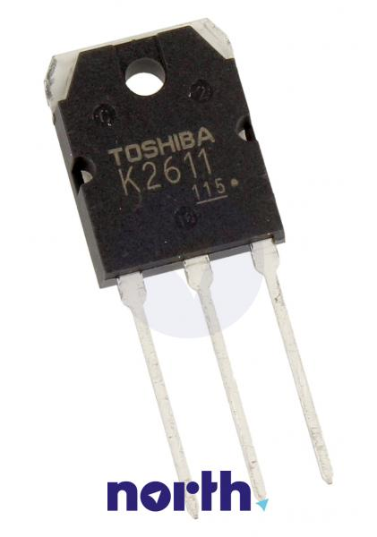 2SK2611 Tranzystor TO-3P (n-channel) 900V 9A 50MHz,0