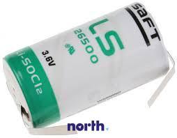 LS26500 Bateria C 3.6V 7.6Ah Saft (1szt.),0