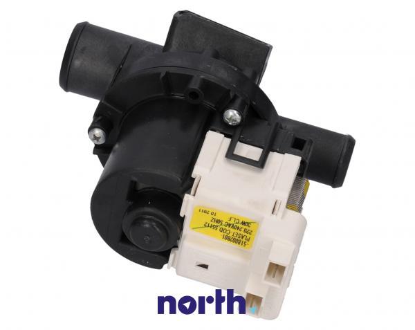 Pompa odpływowa kompletna (518002800) do pralki Ardo/Merloni 651016139,0