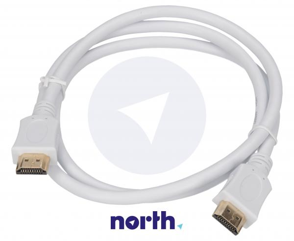 Kabel HDMI 1m (wtyk/wtyk) standard,0