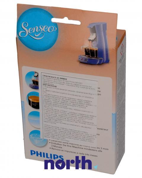 Odkamieniacz (proszek) HD7011/00  Philips (4 saszetki),1