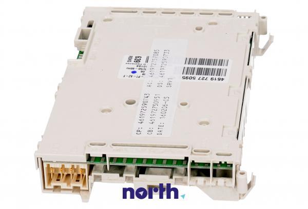 Moduł sterujący nieskonfigurowany do zmywarki Whirlpool 480140102482,3