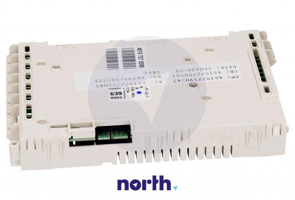 Moduł sterujący nieskonfigurowany do zmywarki Whirlpool 480140102482,4