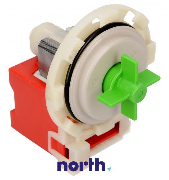 Silnik pompy odpływowej EBS2556-3404 do pralki AEG za LG,0