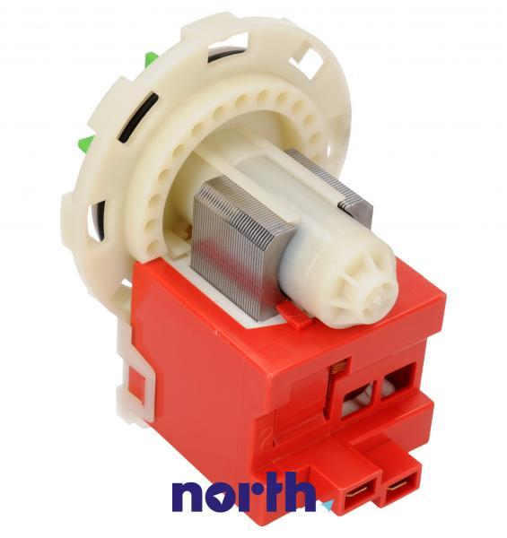 Silnik pompy odpływowej EBS2556-3404 do pralki AEG za LG,1