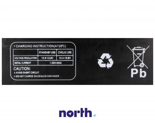 MP3,412 Akumulator UPS 12V 3400mAh Multipower (1szt.),2
