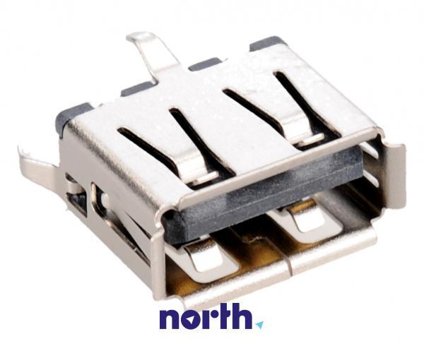 Gniazdo montażowe USB A (gniazdo) 031094R,0