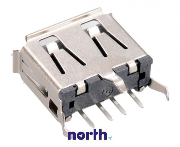 Gniazdo montażowe USB A (gniazdo) 031094R,1