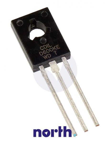 2SD600 Tranzystor TO-126 (npn) 100V 1A 130MHz,0