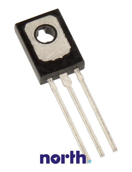 2SD600 Tranzystor TO-126 (npn) 100V 1A 130MHz,1