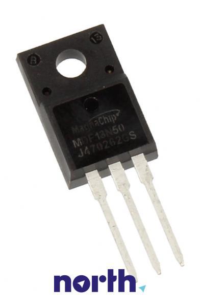 FQPF13N50C Tranzystor TO-220F (n-channel) 500V 13A 10MHz,0