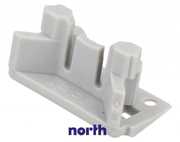 Blokada | Ogranicznik tylny prowadnicy kosza do zmywarki Whirlpool 481246279768,1