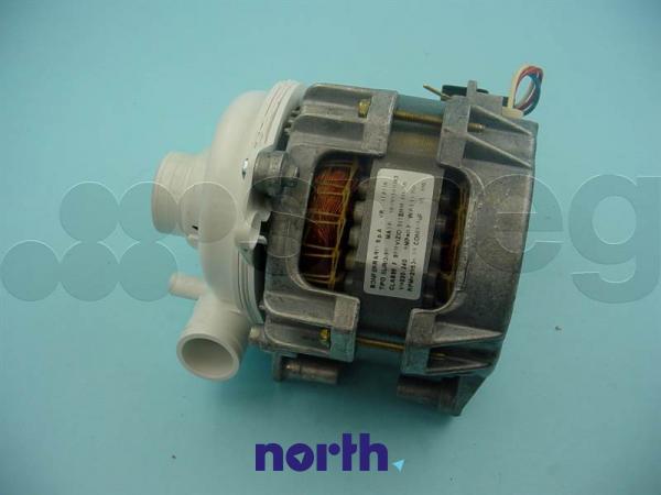 Pompa myjąca (obiegowa) z turbiną do zmywarki Smeg 695210297,1