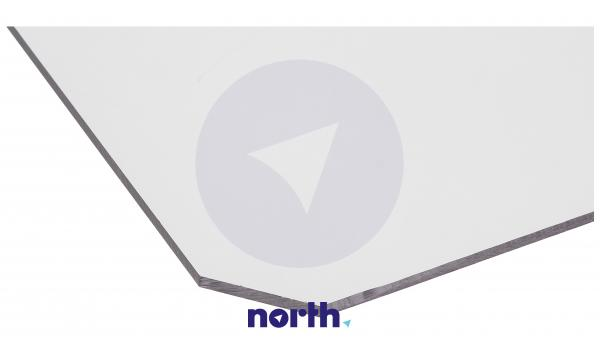 Szyba   Półka szklana chłodziarki (bez ramek) do lodówki Indesit 482000023184,1