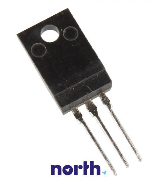 BU1508AX Tranzystor SOT-186A (npn) 1500V 8A 1MHz,1