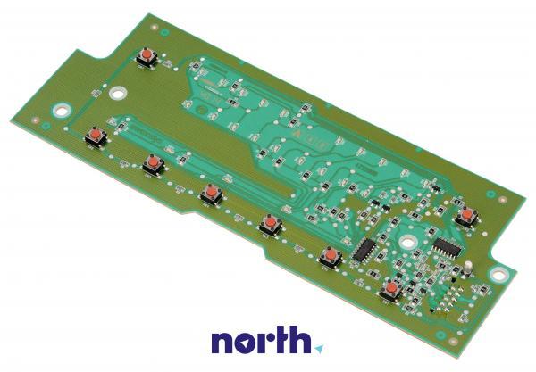 Moduł obsługi panelu sterowania skonfigurowany do pralki 41031092,0