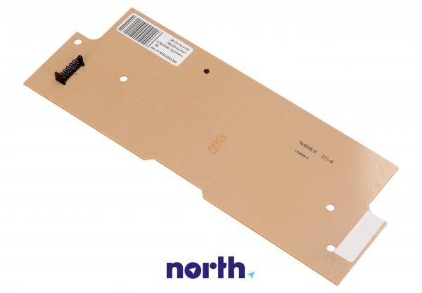 Moduł obsługi panelu sterowania skonfigurowany do pralki 41031092,1