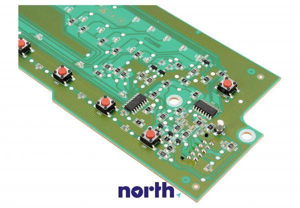 Moduł obsługi panelu sterowania skonfigurowany do pralki 41031092,2