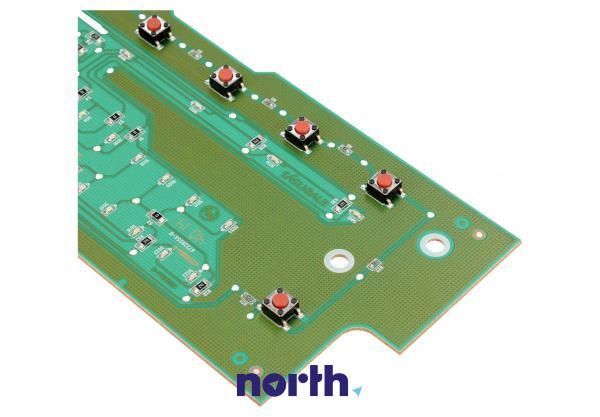 Moduł obsługi panelu sterowania skonfigurowany do pralki 41031092,3