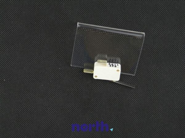 Przełącznik blokady drzwi do zmywarki 814490201,1