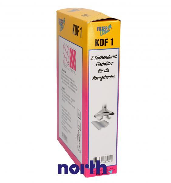 Filtr przeciwtłuszczowy (włókninowy) KDF1 do okapu 300003KDF,2