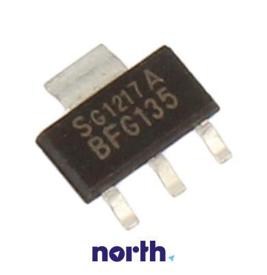 BFG135 Tranzystor SMD SOT-223 (npn) 15V 150mA 7GHz,0