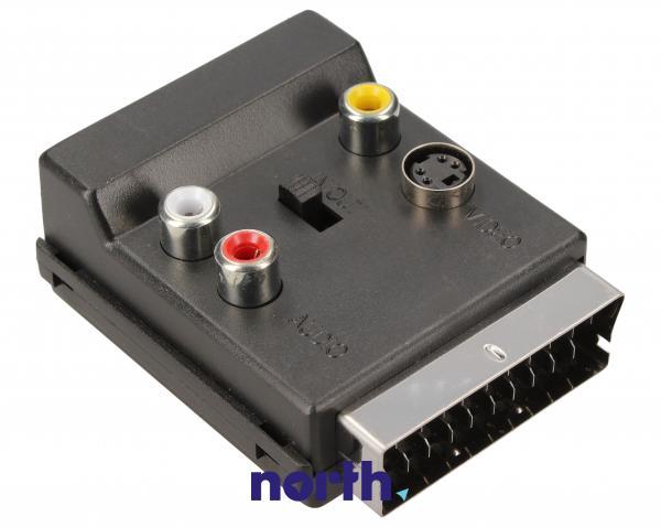 Adapter SCART do konsoli do gier,0
