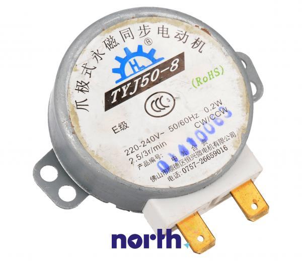 Silnik napędowy TYJ50-8 mikrofalówki Whirlpool 481236158369,0