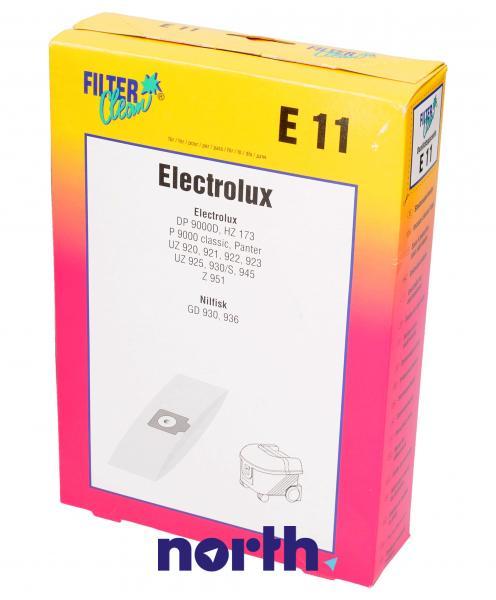 Worek do odkurzacza E11 Electrolux 3szt. 000254K,0