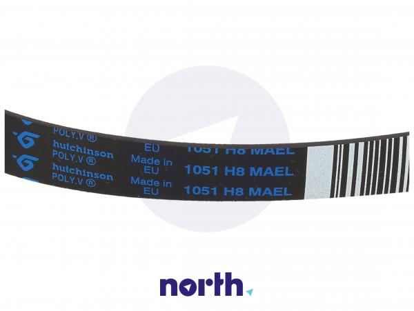 1051H8 Pasek napędowy nieelastyczny do pralki Indesit C00074218,1