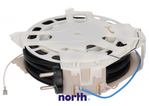 Rolka | Zwijacz kabla z wtyczką do odkurzacza Electrolux 2198347482,2